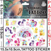 Water Transfer Temporary Kids Cartoon Tattoo (cg073)