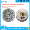 1.5inch 1.5′′ Plastic Case 30ATM Medical Gauge for Inflation Device
