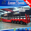 Multi Use 120 Tons Low Bed/Low Loader Semi Trailer