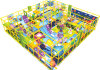Colorful and New Design Indoor Playground Ty-09401