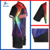 Healong Unisex Sublimated Cheap Table Tennis Wear