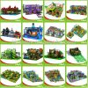 Adorable Small Size Interesting Soft Indoor Playground Equipment