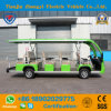 4000 W 14 Passenger Electric Sightseeing Car for Sale