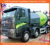 8cbm 10cbm 12cbm Sinotruk HOWO 8*4 Concrete Mixer Trucks
