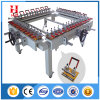 Hjd-E5 Mechanical Screw-Type Screen Stretching Machine From China Manufacturer