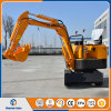 China Fork Auger Farm Excavator Machines
