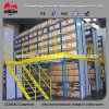 Storage Steel Structure Mezzanine Floor with Shelf Rack