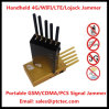 Powerful Handheld Signal Jammer