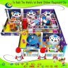 Space Themed Shopping Mall Usedkids Soft Play for Sale