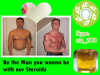 Injectable Anabolic Steroids Testosterone Isocaproate (Test I) --Be The Man