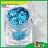 Solvents Resistance Multi Color Glitter for Nail