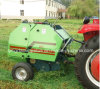 Hot Selling Agricultural Round Hay Baler