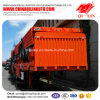Side Wall Open Semi Trailer for Container or Bulk Cargo