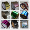 PVC Transparent Holographic Film for Garland (Eric-0167)