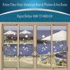 Aluminium Door Professional Manufacturer with TUV on-Site Audit