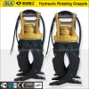 Rotating Type Hydraulic Grapple for 12-16ton Excavator with CE
