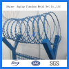 PVC Coated Razor Barbed Wire for High Safety Fence