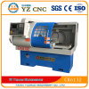 Ck6132 CNC Turret Lathe Machine From China Yz Factory