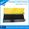 5-Channel Cable Protector/Rubber Cable Protector/Cable Protector Floor