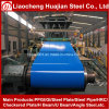 PPGI Color Coated Corrugated Roofing Sheets with Material SGCC, Dx51d+Z