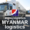 Myanmar Logistics Company & Yangon Land Transportation (ingsu logistics)