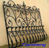 High Quality Customized Wrought Iron Security Window