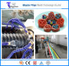 Cod Spiral Cable Protection Pipe Making Machine / Manufacturing Machine