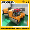 Light Road Machinery 800kg Compactor Vibratory Roller Fyl-850
