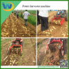 China Root Vegetable Agriculture Use Sweet Potato Garlic Harvester