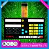 2017 Custom LED Tactile Waterproof Membrane Switch for Medical Use