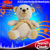 AC-3125 Cartoon Plush Bear Mini Bluetooth Speaker