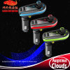 T11 Car Bluetooth Handsfree FM MP3 Transmitter with Dual USB Charger