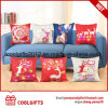 Hot Selling Decoration Christmas Design with LED Lights Pillow for Party
