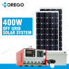 Portable PV Solar Panel 100W Energy System 400W Inverter