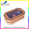Cosmetic Sets Box with Pet Window for Gift Packaging