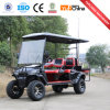 New Design Hot Sale Battery Operated 6 Seat Golf Cart