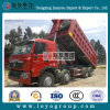 HOWO T7h 8X4 Dump Truck for 50 Tons Tipper Truck