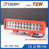 CREE 72W Auto Work Lamp Double Row LED Light Bar