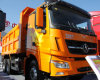 Mercedes Benz Technology 30-50 Ton North Benz Beiben Dump Truck with Weichai Engine