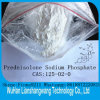 USP Top Quality Glucocorticoid Prednisolone Sodium Phosphate 125-02-0 for Skin-Inflammation