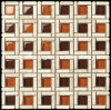 Stone Mix Glass Mosaic Tile (HGM292)