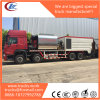 China Road Constribution Bitumen Tank and Gravel Synchronous Seal Truck