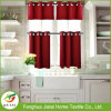 Window Drapes Modern Red Kitchen Curtains and Valances