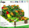 Hot Sale Forest Theme Amusement Naughty Fort Children Playground Equipment