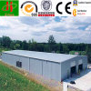 Low Cost Prefab Metal Workshop Shed Factory Steel Building
