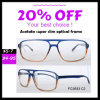 New Model Eyewear Acetate Glasses Frame Glasses Optical Frame