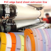PVC Edge Band Sheet Extrusion Line