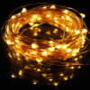 LED Copper String Lights Battery Operated Christmas Light