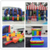 Inflatable Four in One Games/Inflatable Carnival Games Tent with Four Sport Games