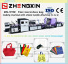 High Speed Non Woven Fabric Handbag Making Machine (ZXL-E700)